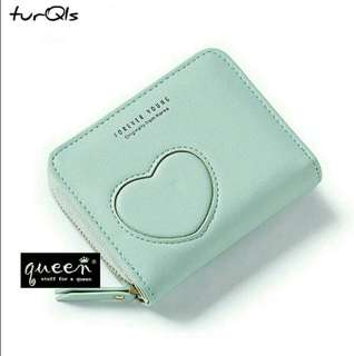 Heart Korean wallet