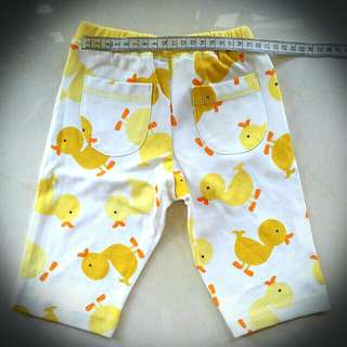 Baby Pants - Ducky Prints