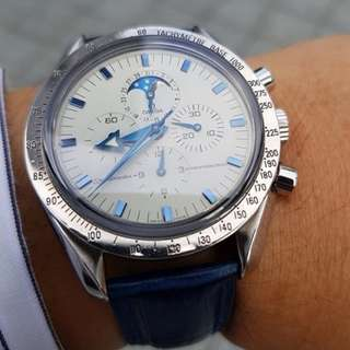 pre-owned Omega Speedmaster Professional Moonphase ref 3575.20.00