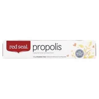 🚚 【紐西蘭代購】Red Seal 天然牙膏(天然草本/小蘇打/蜂膠/抽菸專用/兒童無氟專用) 現貨有
