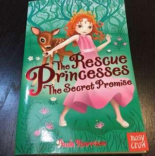 The Secret Princesses - The Secret Promise by Paula Harrison