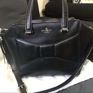 Kate Spade 2 Park Avenue Small Beau Satchel
