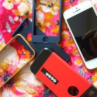 Iphone 5  16gb Icload Kosong..  Dapet Aksesori Nya Juga
