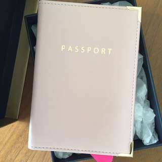 Leather Passport Cover *BRAND NEW* 💯 AUTHENTIC
