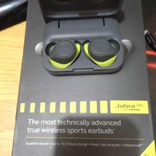 jabra elite sport二代左耳+充電盒