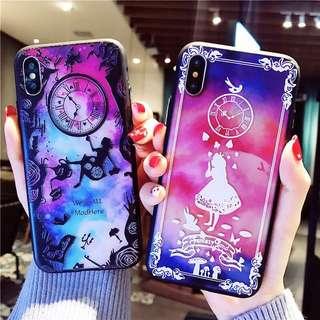 愛麗絲夢遊仙境iPhone手機殼