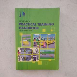 Motorcar Practical Training Handbook