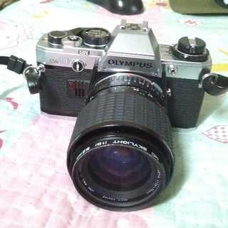 Olympus OM10 film analog camera