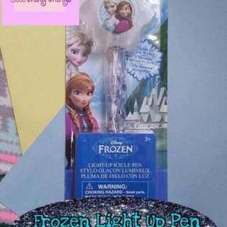Frozen Light Up Pen
