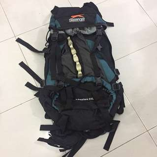 Slazenger backpack 50 liter