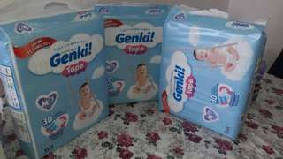 Genki M size (tape)