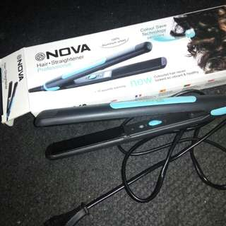 NOVA N-2288 Professional hair sfraightener Flat Iron
