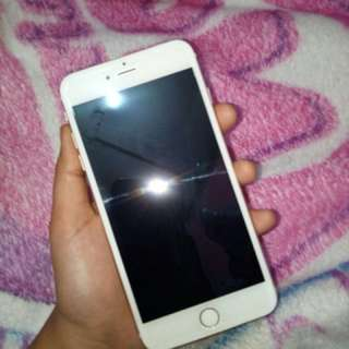 IPHONE 6 PLUS 64gb GOLD FULSET MULUS 99%