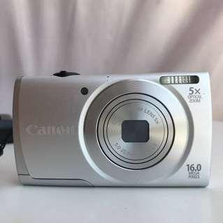 CANON IXUS CAMERA 16.0 MP