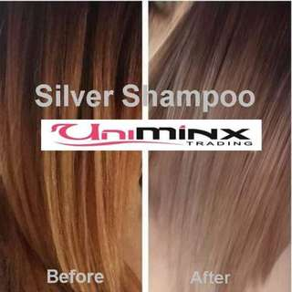 WIINIII SILVER TONING SHAMPOO remove brassy hair color