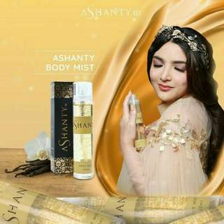 Ashanty body mist
