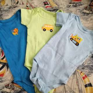 Onesies -set of 3