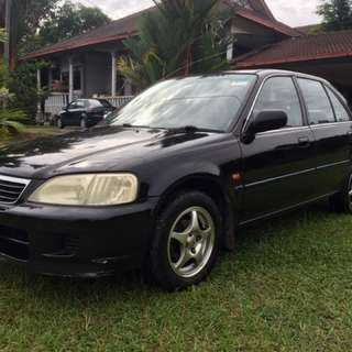 Honda City Type Z 3rd Gen 2003