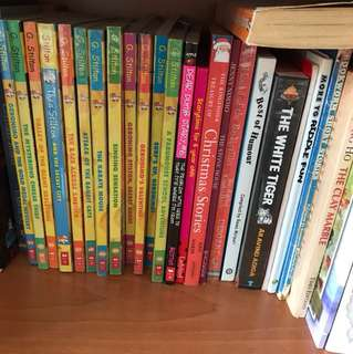 Assorted story books for sale