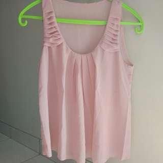Tank top atasan blouse