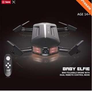 JJRC H37 Mini Baby Elfie 720P WIFI FPV (Free Mailing)