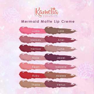 Mermaid Lipcreme