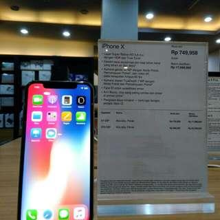 Cicilan iPhone X Tanpa CC di iBox Botani Square Bogor