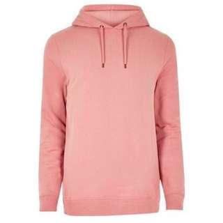 Pink Coral Hoodie