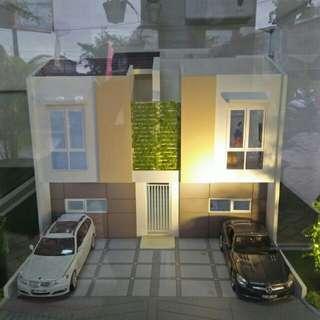 Rumah 2 Lantai Tambun Selatan DP 1%