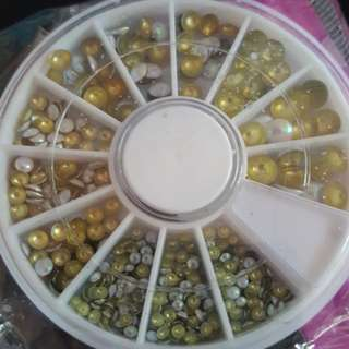 1 for 1 NAIL ART STUDS