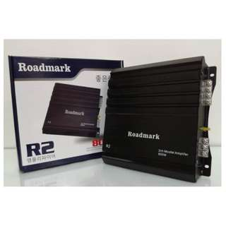 Roadmark 2 Channel Car Amplifier R2  [800 max Watt]