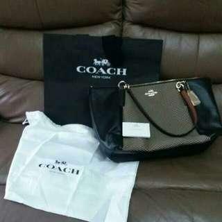 全新Coach袋