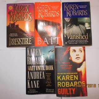 Karen Robards, Paperbacks, Pre-loved Book, Books, Softbound