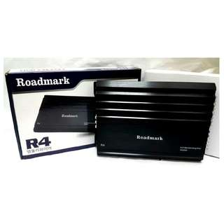 Roadmark 4 Channel Class AB Amplifier R4  [1600 max Watt]