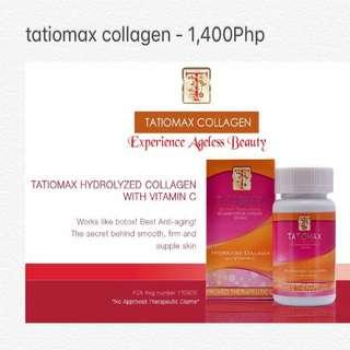 Authentic Tatiomax Collagen 1500mg