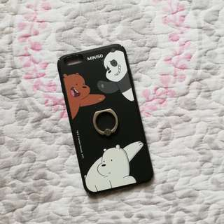 We Bare Bear iPhone 6/6s Plus Case