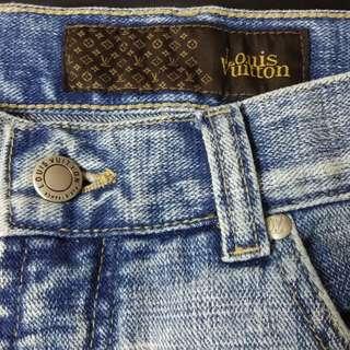 Louise Vuitton jeans (ori  🇫🇷💯%√√)