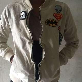 Boomber jacket roughneck 1991