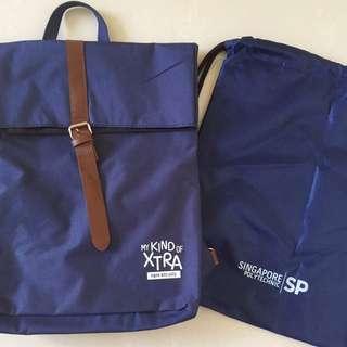 Ngee Ann & Singapore poly bag