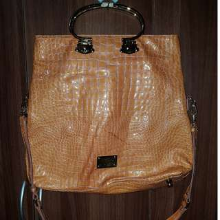 DOUBLEM MILANO ORANGE BAG
