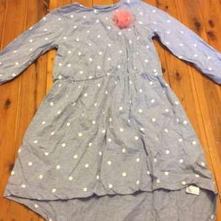 Cotton on hi-lo dress size6