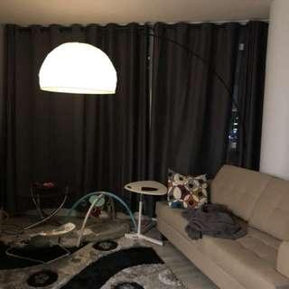 Pendant floor lamp from Ikea