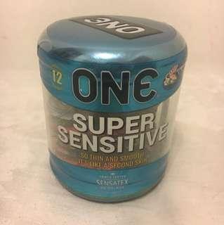 SENSATEX - Super Sensitive condom