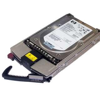 "HP 3.5"" SCSI Hard Disk (Refurbished Condition)"