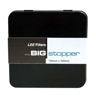 LEE BIG Stopper (10-Stop ND Filter) Complete Set