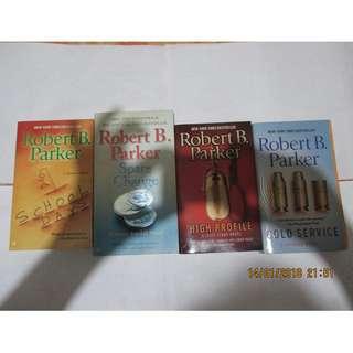 Robert Parker, Paperbacks, Pre-loved Book, Books, Softbound