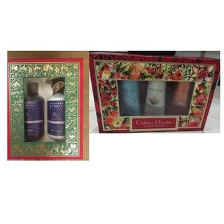 Crabtree - Lavender Expressor Body Duo + Crabtree Hand Therapy - Hand Cream Moisturizer!!