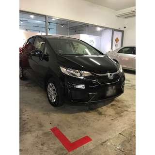 NO DEPOSIT BRAND NEW Honda Fit 2017 for rent