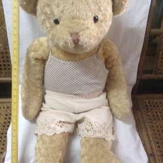 Teddy brown bear