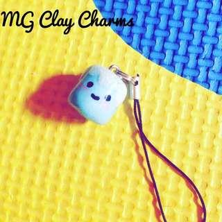 Baby blue marshmallow 😍